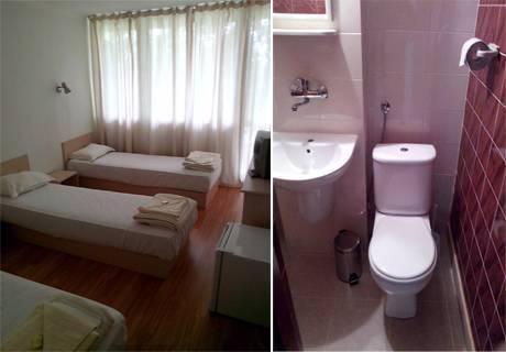Нощувка на човек със закуска, обяд* и вечеря + басейн в хотел Феста, Кранево, снимка 12