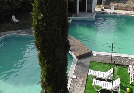 Нощувка на човек със закуска, обяд* и вечеря + басейн в хотел Феста, Кранево, снимка 3