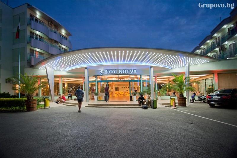 Нощувка на човексъс закуска + БАСЕЙН и АКВАПАРК в хотел Котва****, Слънчев бряг, снимка 13