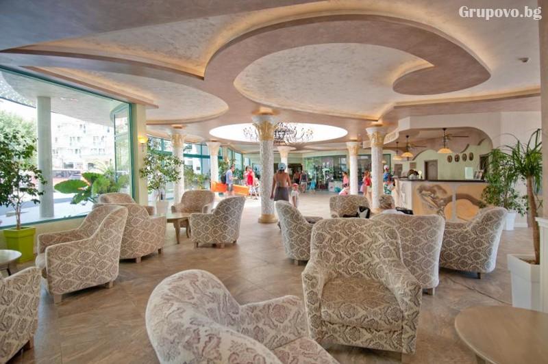 Нощувка на човексъс закуска + БАСЕЙН и АКВАПАРК в хотел Котва****, Слънчев бряг, снимка 10