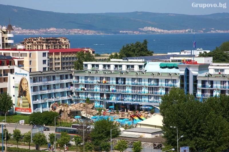 Нощувка на човексъс закуска + БАСЕЙН и АКВАПАРК в хотел Котва****, Слънчев бряг, снимка 20