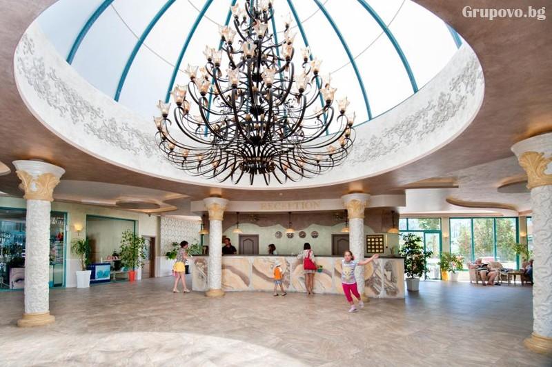 Нощувка на човексъс закуска + БАСЕЙН и АКВАПАРК в хотел Котва****, Слънчев бряг, снимка 4