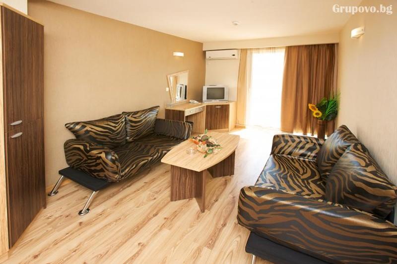 Нощувка на човексъс закуска + БАСЕЙН и АКВАПАРК в хотел Котва****, Слънчев бряг, снимка 6