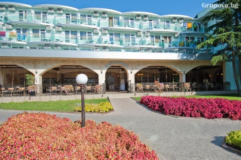 Нощувка на човексъс закуска + БАСЕЙН и АКВАПАРК в хотел Котва****, Слънчев бряг, снимка 12