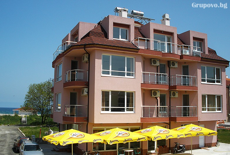 Хотел Рай, Лозенец