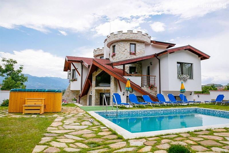 Къща за гости Слънчев рай, с. Марчево
