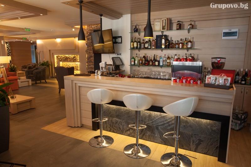 Нощувка на човек със закуска и вечеря + басейн и релакс зона от хотел Амира****, Банско, снимка 19
