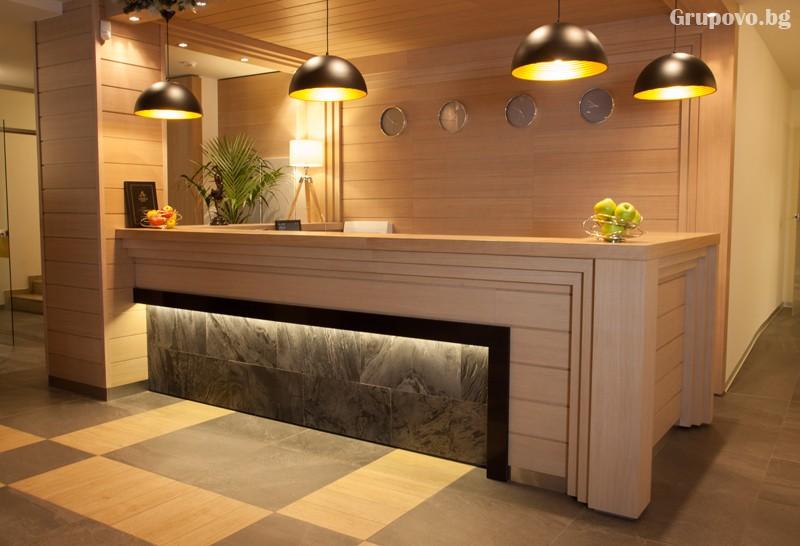 Нощувка на човек със закуска и вечеря + басейн и релакс зона от хотел Амира****, Банско, снимка 4