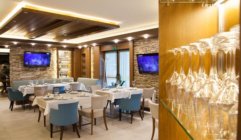 Нощувка на човек със закуска и вечеря + басейн и релакс зона от хотел Амира****, Банско, снимка 18