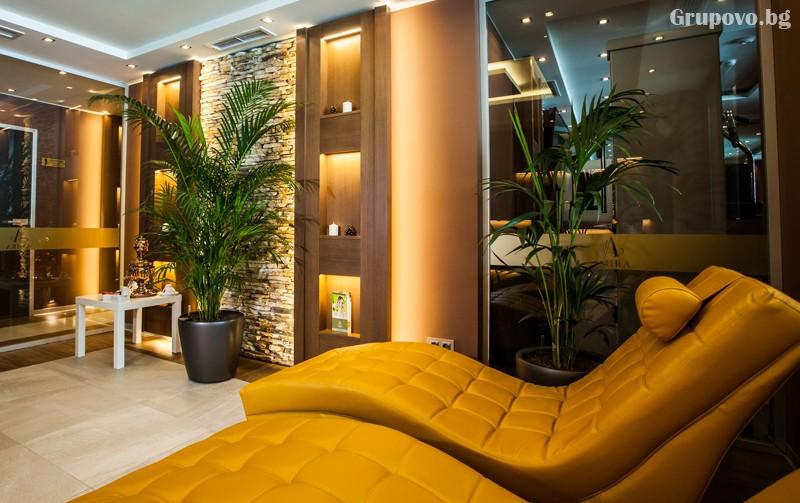 Нощувка на човек със закуска и вечеря + басейн и релакс зона от хотел Амира****, Банско, снимка 10
