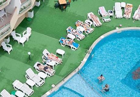 Хотел Мак, Златни пясъци, снимка 9