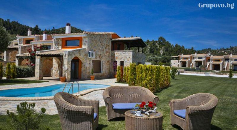 Nefeli Luxury Villas, Касандра, Халкидики