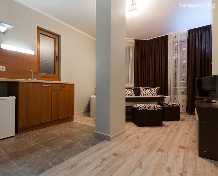 Къща Релакса, Сапарева баня
