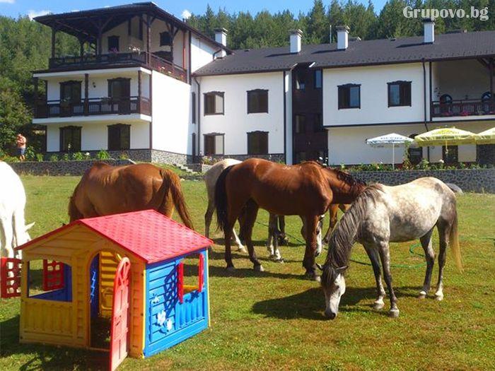 Приключенска къща и конна база Русалиите, с.Бачево до Банско, снимка 7