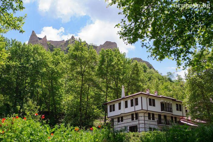 Хотел Речен рай, Мелник, снимка 2