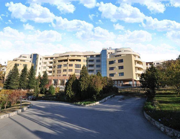 Семеен хотел Ботаника Сандански