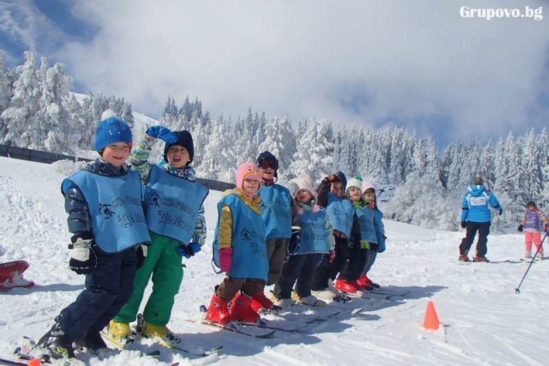 Обучение по СКИ на Витоша от Ски училище ДеЛюси, снимка 2