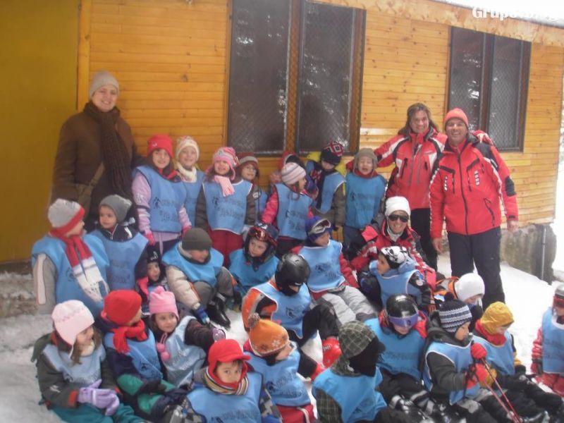 Обучение по СКИ на Витоша от Ски училище ДеЛюси, снимка 3