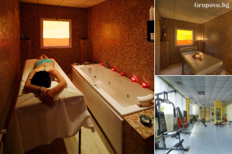 3 нощувки за ДВАМА със закуски + лечебен пакет Здраве + минерален басейн и СПА от Спа хотел Свети Никола****, Сандански, снимка 7