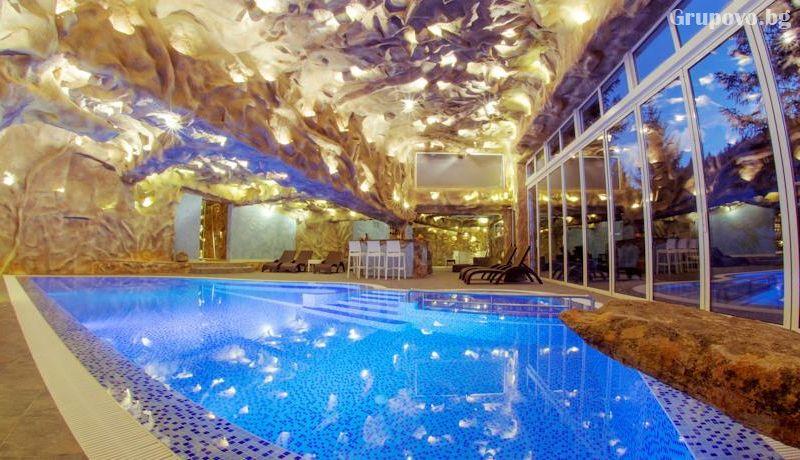 Нощувка на човек със закуска + басейн и релакс пакет от хотел Кипарис Алфа**** Смолян!, снимка 6