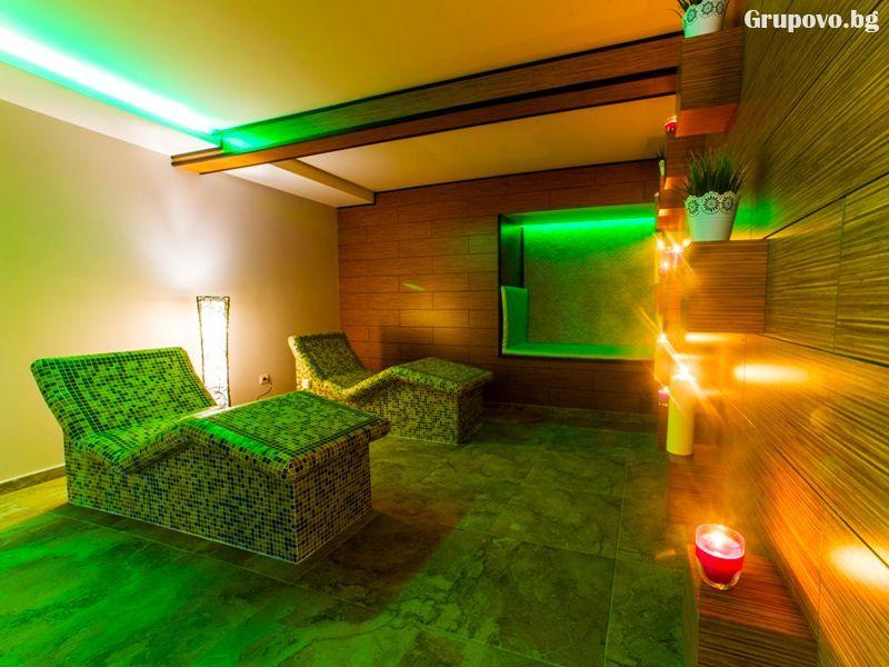 Уикенд в Павел баня! 2 нощувки на човек със закуски и вечери + релакс зона от хотел-ресторант Аризона, снимка 4