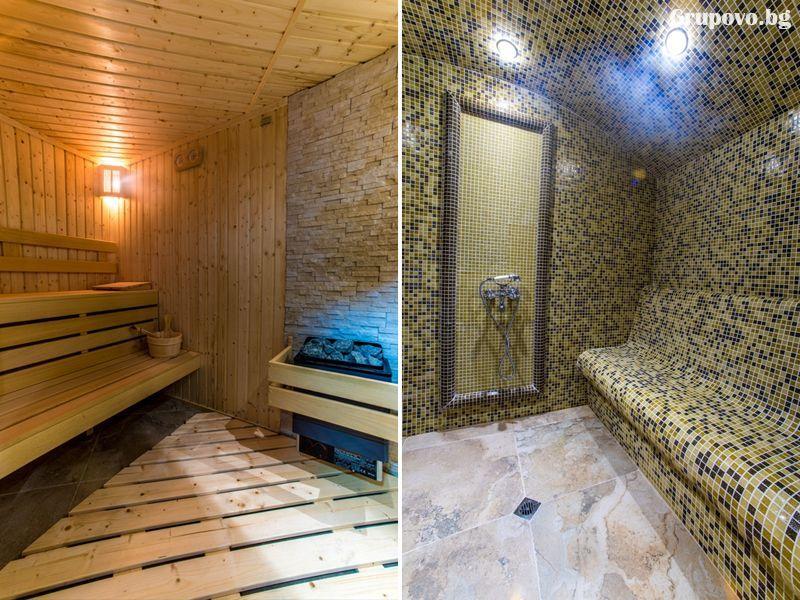 Уикенд в Павел баня! 2 нощувки на човек със закуски и вечери + релакс зона от хотел-ресторант Аризона, снимка 6