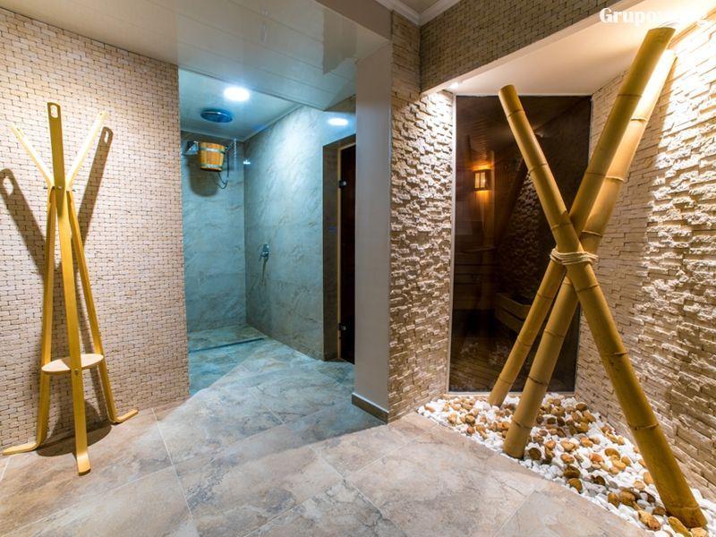 Свети Валентин в Павел баня! 2 нощувки за ДВАМА със закуски и вечери, едната празнична + релакс зона от хотел-ресторант Аризона, снимка 5