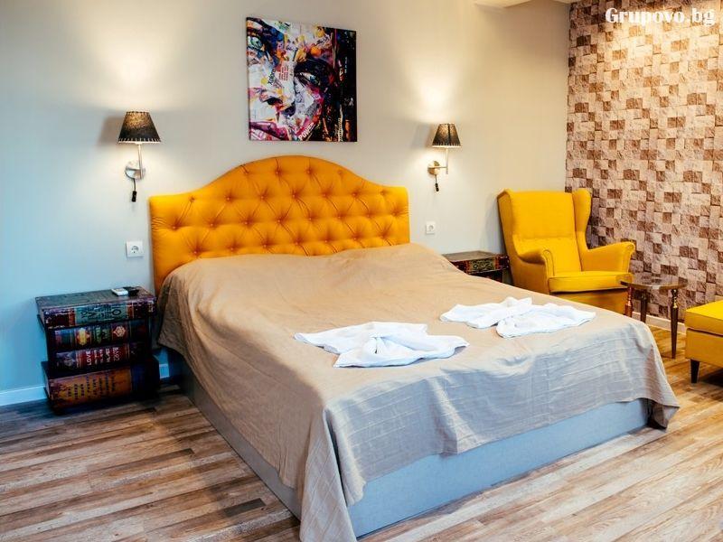 Уикенд в Павел баня! 2 нощувки на човек със закуски и вечери + релакс зона от хотел-ресторант Аризона, снимка 7
