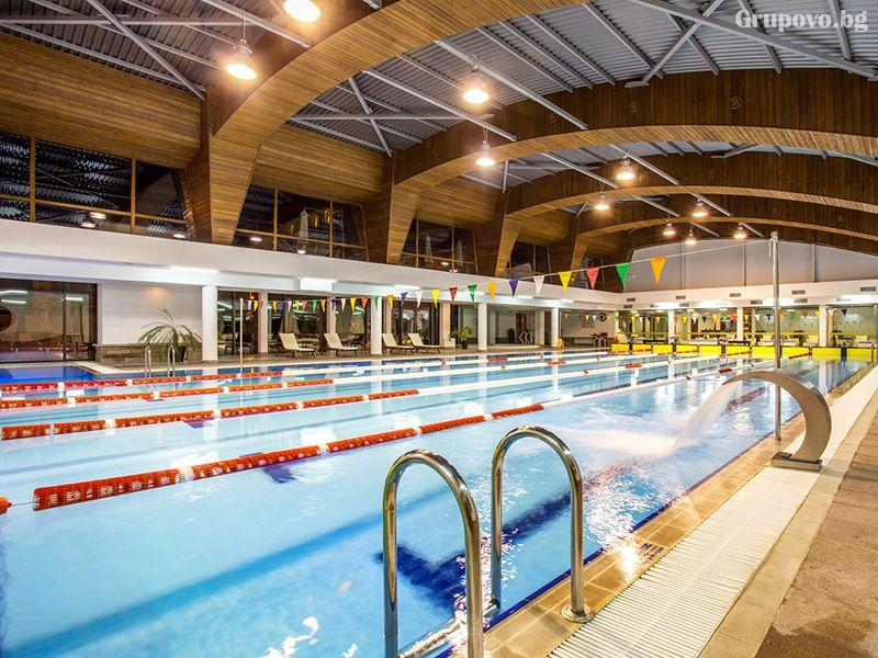 Уикенд в хотел Каменград****, Панагюрище! Нощувка на човек със закуска и вечеря + закрит плувен минерален басейн и СПА, снимка 4
