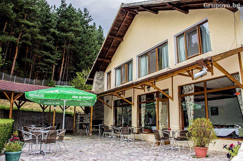Нощувка на човек със закуска и вечеря* + горещ МИНЕРАЛЕН басейн в хотел Хелиер на 25 км. от Банско., снимка 15
