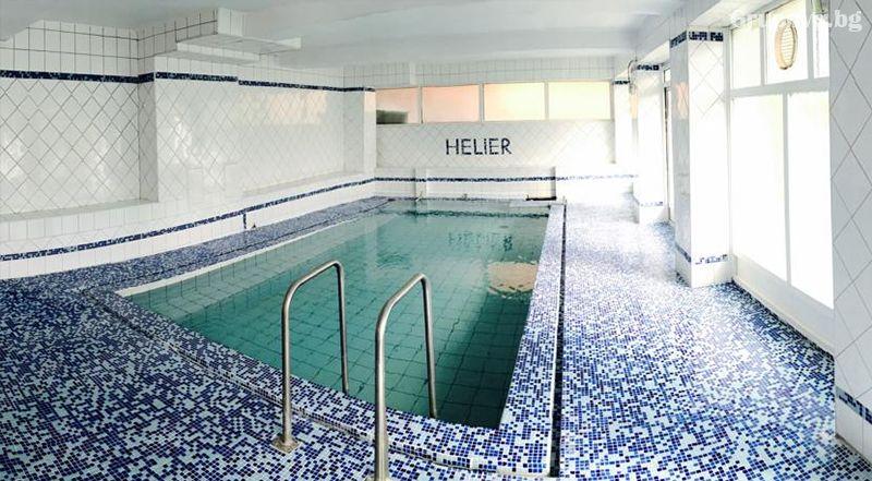 Нощувка на човек със закуска и вечеря* + горещ МИНЕРАЛЕН басейн в хотел Хелиер на 25 км. от Банско., снимка 9