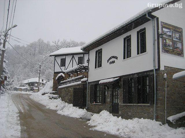 Денизовата къща, с. Зелено дърво, до Габрово