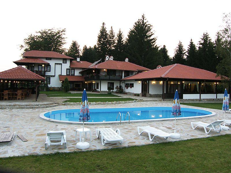 Хотелски комплекс Тихия кът, Елена, снимка 2