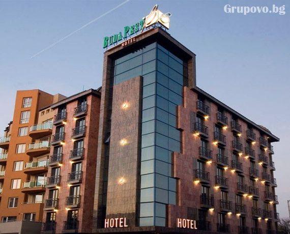 Хотел Будапеща, София