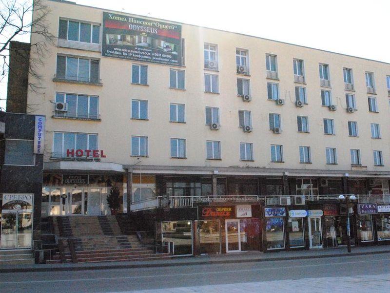 Хотел Одисей, Свищов