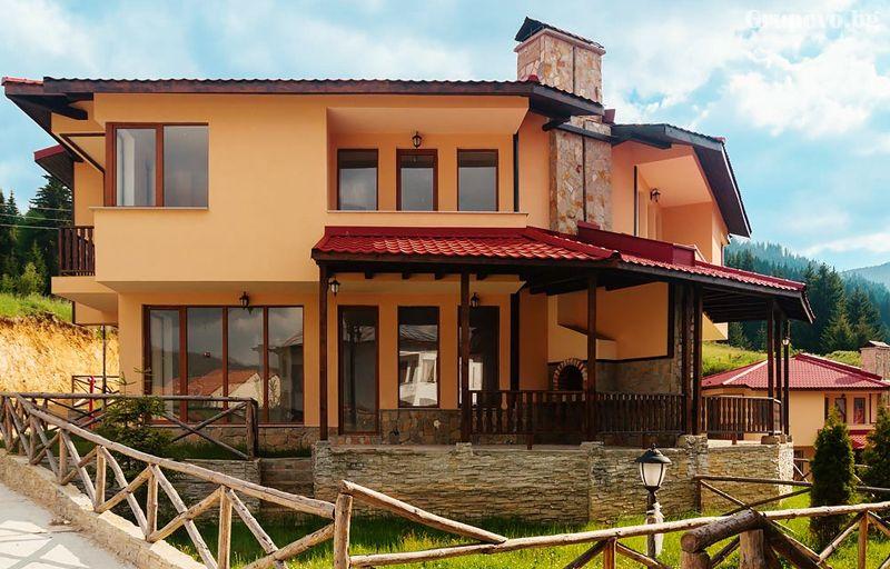 Вилно селище Родопски къщи, Чепеларе