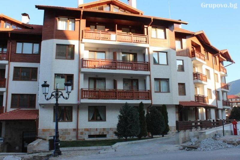Нощувка на човек в апартамент от Kомплекс Тодорини кули, Банско, снимка 2