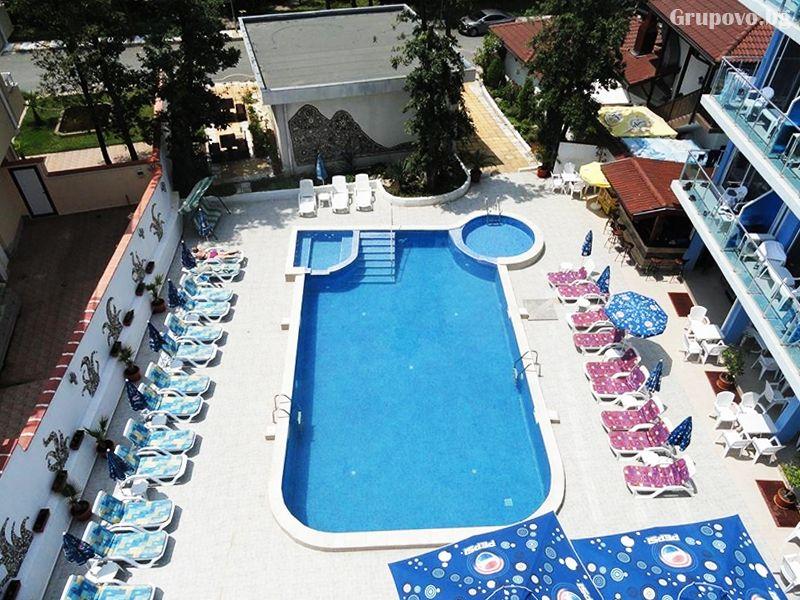 Семеен хотел Китен Палас, Китен, снимка 3