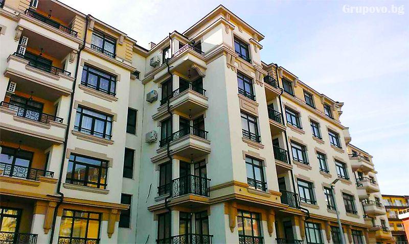Апартамент Костови, Поморие
