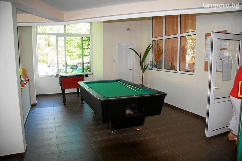 Нощувка на човек със закуска, обяд и вечеря + басейн в хотел Лотос, Китен до плаж Атлиман, снимка 9