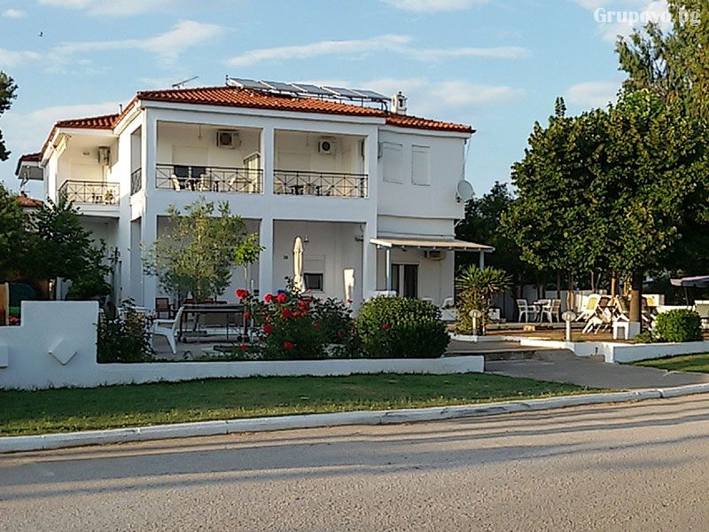 Комплекс Apokalypsis, Халкидики, Гърция
