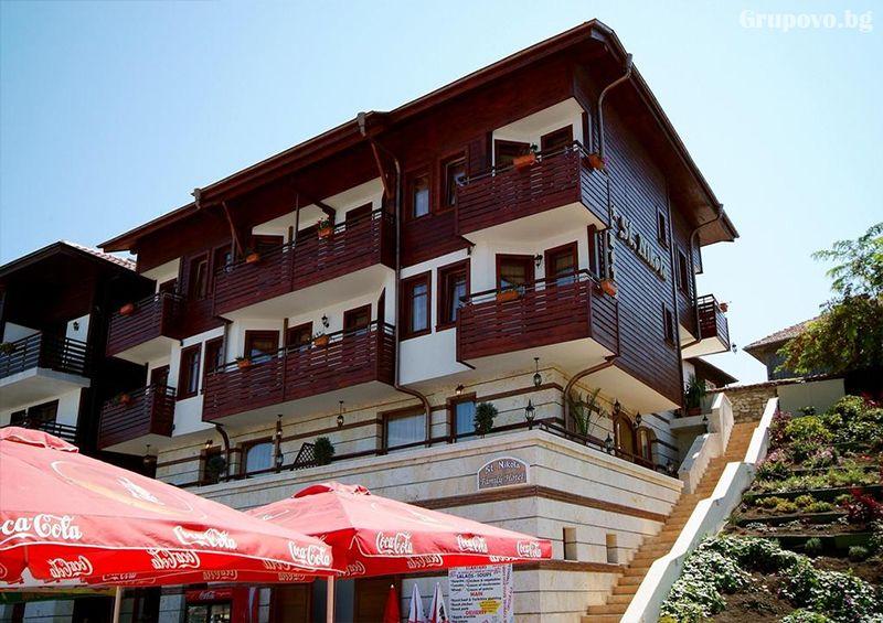 Хотел Свети Никола, Несебър