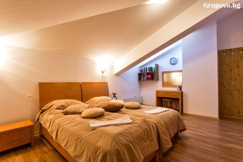 3 нощувки до 5 възрастни и 2 деца + басейн и релакс зона от хотел Топ Лодж, Банско, снимка 9