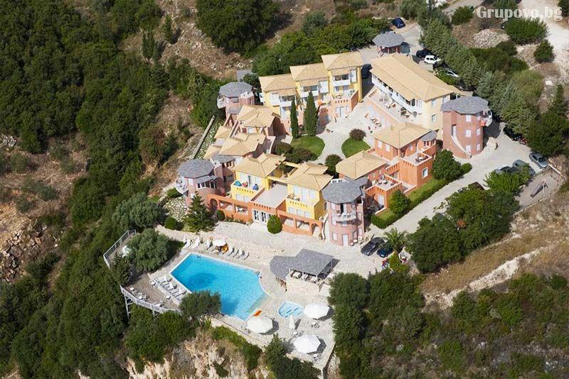Бутиков хотел Red Tower, Никиана, Лефкада, Гърция