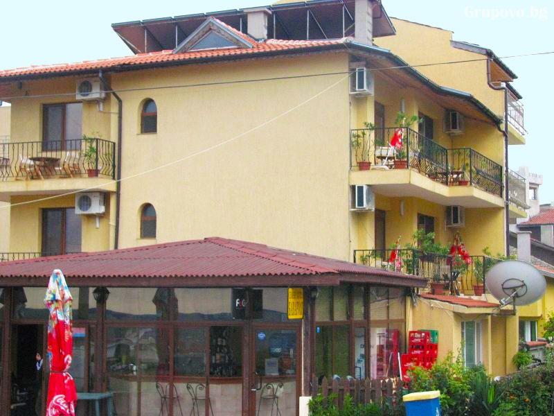 Хотел Бавария, Синеморец