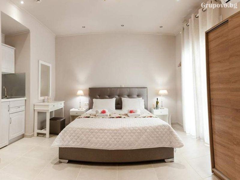 Хотел Атанасия, Лименария, Тасос, Гърция