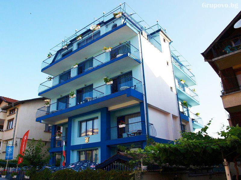 Семеен хотел Синя Лагуна, Приморско, снимка 2