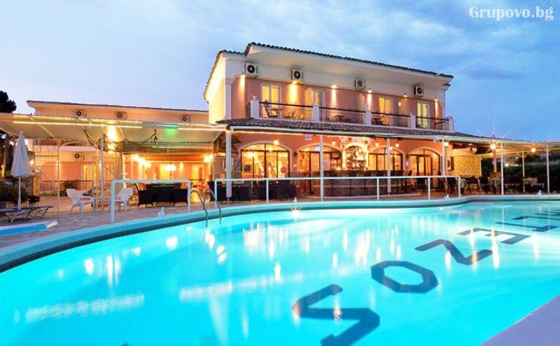Хотел Maltezos, Корфу, Гърция