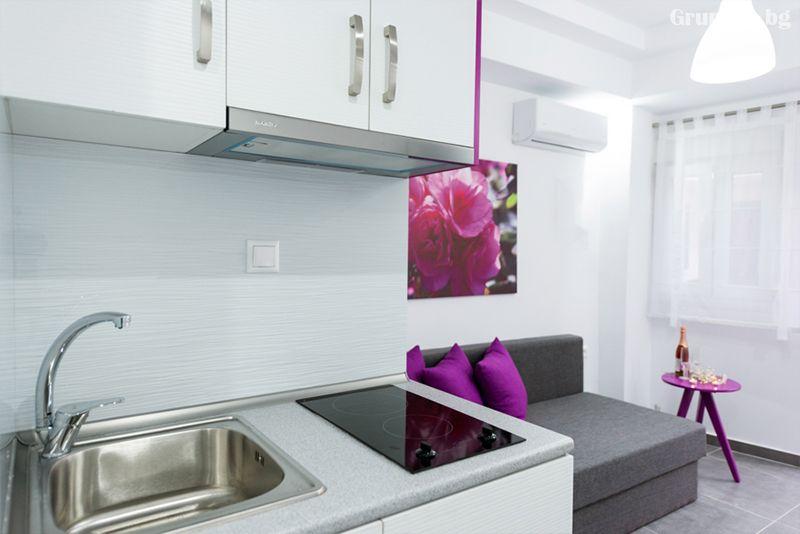 La Central Luxury Apartments, Лименария, Тасос, Гърция