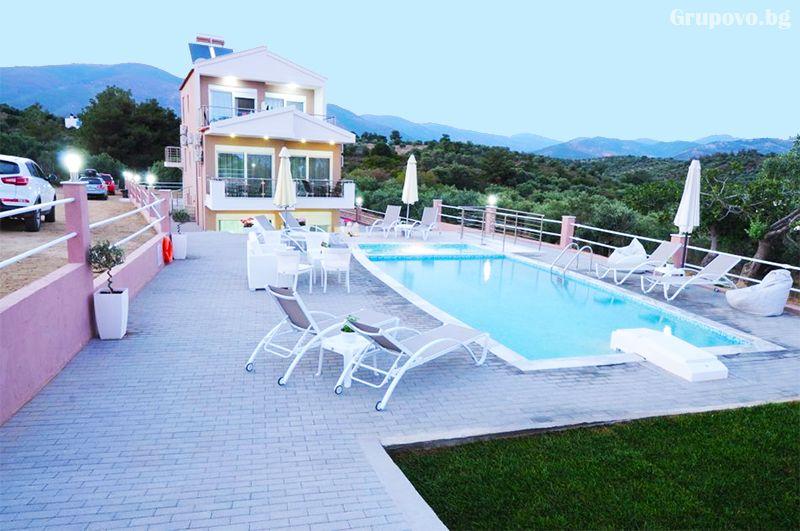 Хотел De Sol, Лименария, Тасос, Гърция